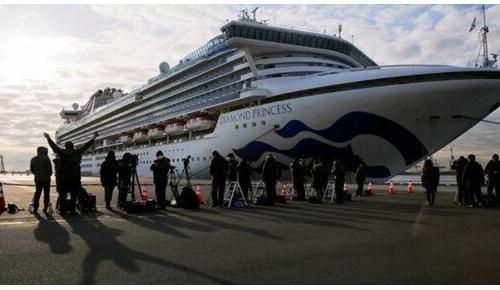 横浜港のクルーズ船で新たに41人が新型コロナに感染(海外の反応)
