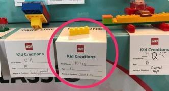 Rileyくん(12歳)、レゴでとんでもない作品をつくってしまう…