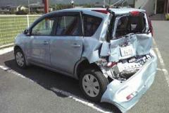 車の事故で10-0の加害者になったやついる?