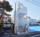【マジかよ】あまりにも細長すぎる一軒家が凄い!