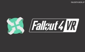 Fallout4 VR 対応の Nexus Mod Manager