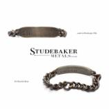 『入荷 | STUDEBAKER METALS S13 Bracelet Brass』の画像