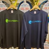 『キャビンオリジナルTシャツ、ロンT👕✨』の画像