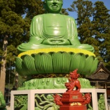 『庄川大仏と散居村』の画像