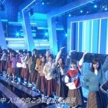 『【乃木坂46】『ベストアーティスト2018』各曲代打メンバー一覧がこちら!!!』の画像