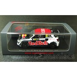 『【商品紹介】Spark 1/43 Audi S1 EKS RX World RX of Hockenheim 2017』の画像