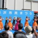 2012年 第39回藤沢市民まつり その15(福島県いわき市友情フラガールin藤棚ステージ)