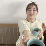 『【動画あり】この彼女感、たまらんなあ・・・梅澤美波と部屋で2人きり・・・【乃木坂46】』の画像