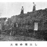 『開基百年記念「桔梗沿革誌」(19)第二章 桔梗村の産業』の画像