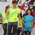 第10回湘南国際マラソン湘南ジェーンを探せ! その18(14番・熊木恵美)