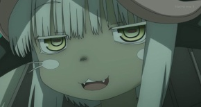 【メイドインアビス】第10話 感想 ほのぼの冒険アニメ終了!これが本当のメイドインアビスだ!