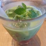 『アフタヌーンティー・ティールームでSPRING MENU 🍓「苺と宇治抹茶のラテ」』の画像