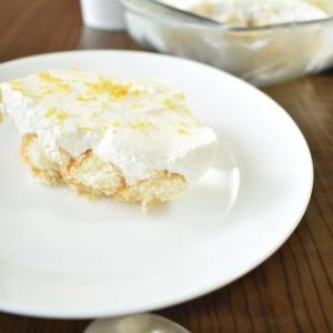 ティラミス風レモンクリームケーキ