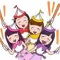"""データ放送連動ミニゲーム """"おどれポンポコリン"""" に、ももク..."""