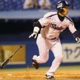 『【ヤクルト】雄平(30) .306 13本 41点 6盗塁』の画像