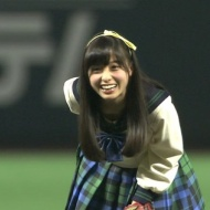 【天使すぎる】 橋本環奈さんの始球式がかわいすぎる!!! (動画・画像あり) アイドルファンマスター