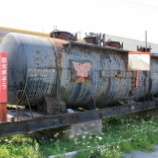 『放置貨車 タキ7300形タキ17338』の画像