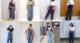 【画像】女の間でへんちくりんなダボダボのジーンズが流行ってしまう