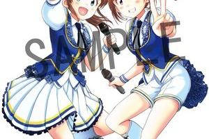 【ミリマス】『アイドルマスター ミリオンライブ! Blooming Clover』3巻の表紙イラスト公開!
