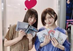 【乃木坂46】セクシー中田花奈×キュート北野日奈子の2ショットwwwww
